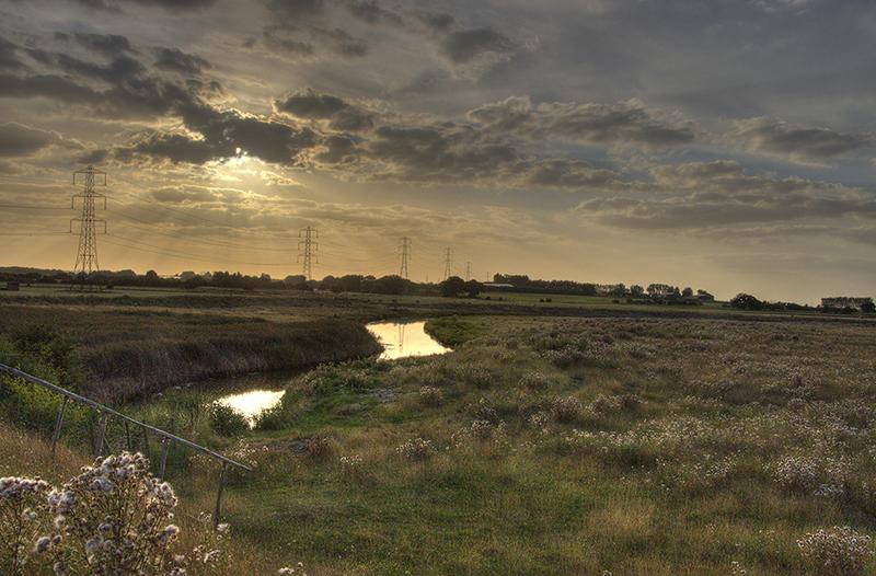 Ketish marshes