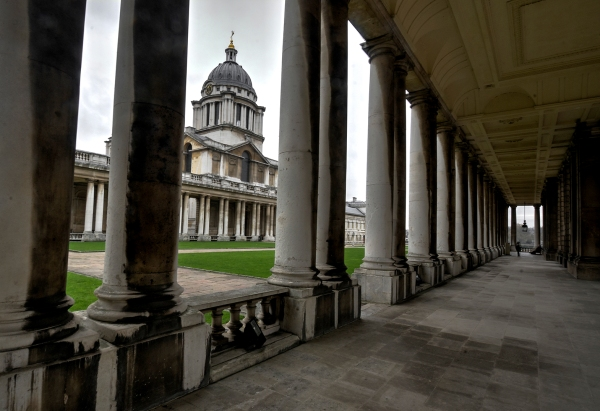The Royal Naval Hospital, Greenwich