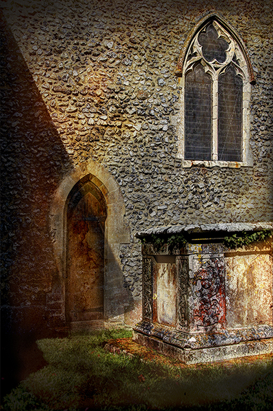 A Kentish church