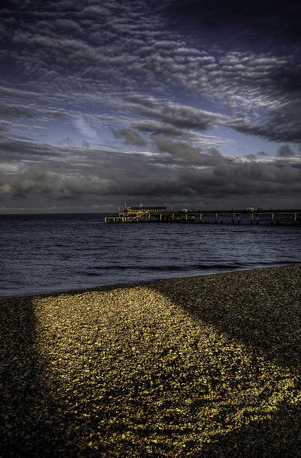 Deal pier, Kent