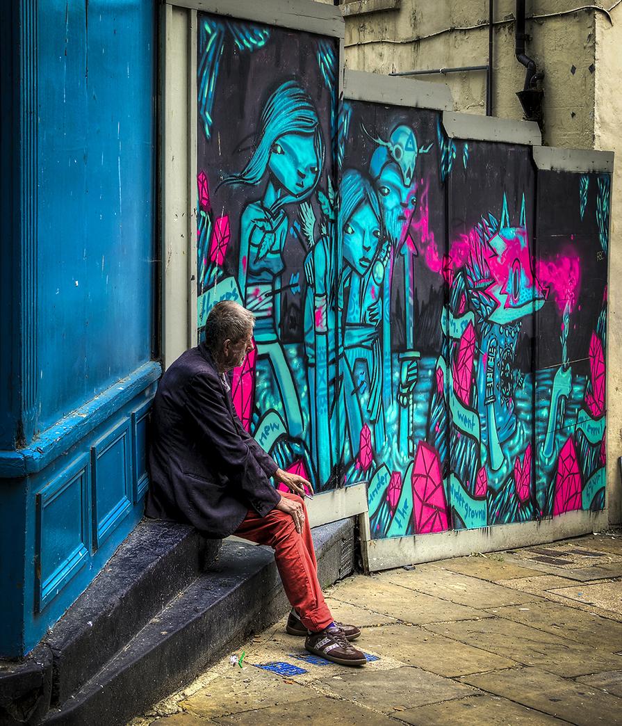 Folkestone graffiti