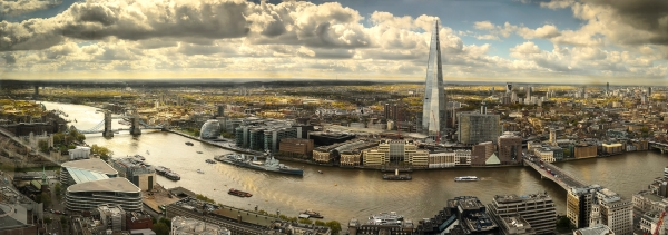 LondonfromSkyGarden