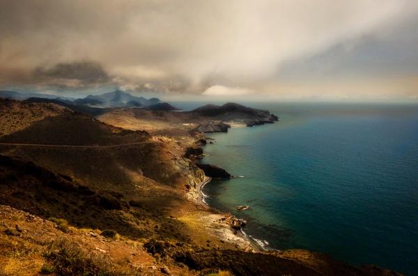 Nijar, the coast