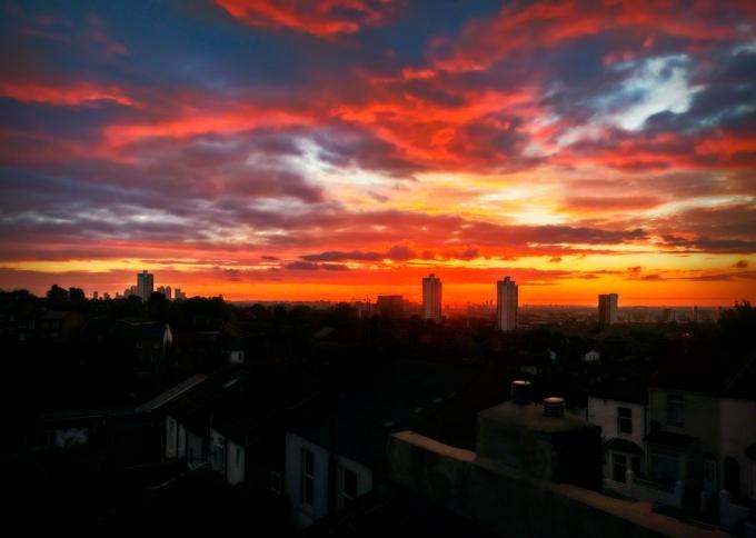 LondonSunset